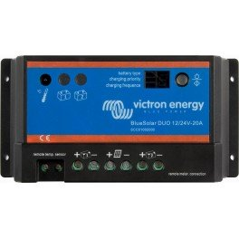 Regulador Victron BlueSolar Duo 12/24v - 20A