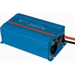 Inversor Victron Phoenix 24/800 de 24V y 700W continuos y onda senoidal pura