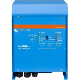 Inversor Victron MultiPlus 48/5000/70 de 48V y 4500W continuos con cargador de 70A