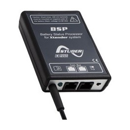 Controlador de estado de batería BSP con shunt de 500A para equipos Studer Xtender XTS-XTM-XTH