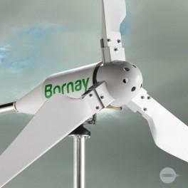 Pletina fijación aerogenerador Bornay
