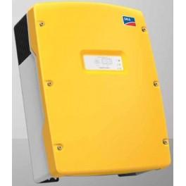 Inversor de instalación aislada de 6000W y 48V, con cargador de 115A modelo Sunny Island 8.0H de la marca SMA