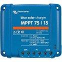 Regulador solar MPPT de 12-24V y 15A Victron BlueSolar MPPT 75/15