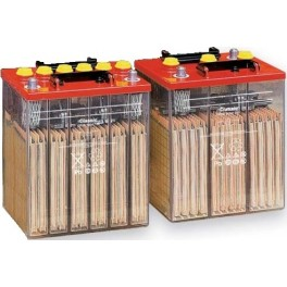 Batería 12Vcc estacionaria 140Ah C120 OPzS Solar Bloc 140 Exide Classic