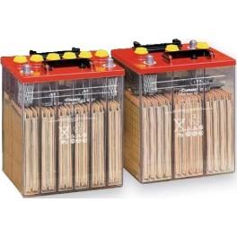 Batería 12Vcc estacionaria 210Ah C120 OPzS Solar Bloc 210 Exide Classic
