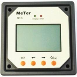 Panel control remoto MT-5 para reguladores MPPT Tracer de la marca EPSolar.