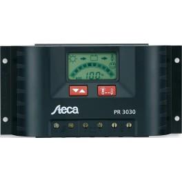 Regulador solar 10A y 12-24V Steca PR1010 Display LCD Digita