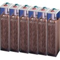 Baterias estacionarias BAE Secura modelo 7 PVS 770 de 694Ah C100, conjunto de 12V