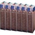 Baterias estacionarias BAE Secura modelo 10 PVS 1500 de 1450Ah C100, conjunto de 12v