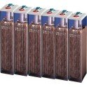 Baterias estacionarias BAE Secura modelo 6 PVS 900 de 877Ah C100, conjunto de 12V