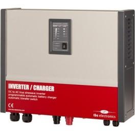 Inversor 2600W 12Vcc con cargador de baterías de 120A TBS PSC 3000-12-120