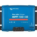 Regulador solar MPPT de 12-24V y 35A Victron BlueSolar MPPT 150/35