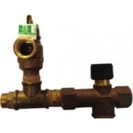 Accesorios SOLAHART: Válvula Seg. Combinación – Entrada agua fría 850 kPa (actual)