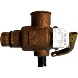 Accesorios SOLAHART: Cabezal Válvula Combinación – Entrada agua fría 600 kPa (rosca fina)