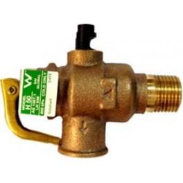 Accesorio SOLAHART: Cabezal Válvula Combinación – Entrada agua fría 850 kPa (rosca gorda)
