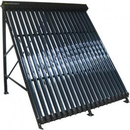 Colector solar de 15 tubos de vacío tipo HEAT PIPE AM-TuboSOL