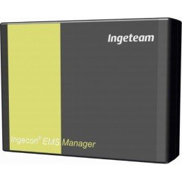 Kit EMS Mánager + targeta ethernet para monitorizar instalación monofásica de autoconsumo con inversor Ingecon Sun Lite