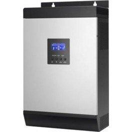 Inversor-cargador-mppt Huber One 3024 Plus de 24V y 3000W con cargador de baterías de 30A y regulador MPPT de 60A