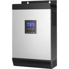 Inversor-cargador-mppt Huber Power 3248 MPPT de 48V y 3200W con cargador de baterías de 60A y regulador MPPT de 80A