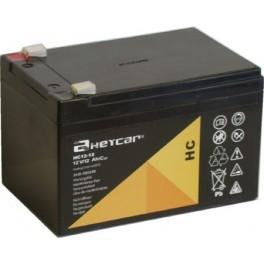 Batería HEYCAR HC12-1.3 12V 1.3Ah
