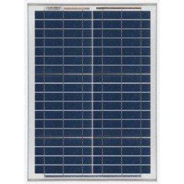 Panel solar fotovoltaico 20Wp policristalino modelo SCL-20P