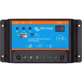 Regulador Victron BlueSolar PWM Light 12/24v - 5A