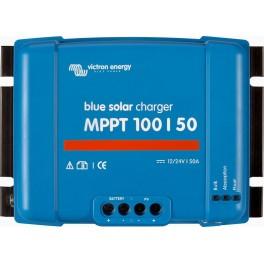 Regulador solar MPPT de 12-24V y 50A Victron BlueSolar MPPT 100/50