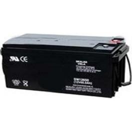 Batería AGM de 220Ah C20 UNITRON