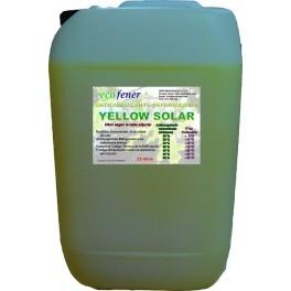 Garrafa 25 litros de anticongelante-refrigerante concentrado para uso solar