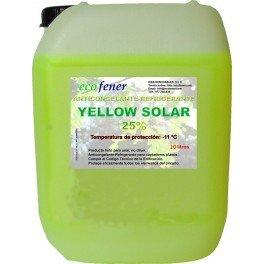 Garrafa 10 litros de anticongelante-refrigerante para uso solar directo