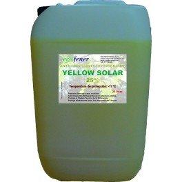 Garrafa 25 litros de anticongelante-refrigerante para uso solar directo