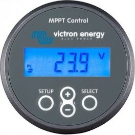 Panel control remoto para reguladores Victron BlueSolar MPPT