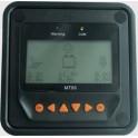 Panel control remoto MT-50 para reguladores LS, VS y Tracer de la marca EPSolar.