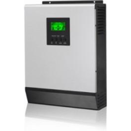 Inversor-cargador-regulador Huber Power 1212 de 12V y 1200W con cargador de baterías de 60A y regulador PWM de 50A