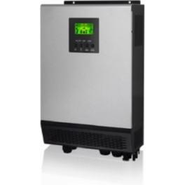Inversor-cargador-mppt Huber Power 2424 MPPT DUO de 24V y 2400W con cargador de baterías de 60A y 2 reguladores MPPT de 40A