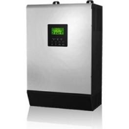 Inversor-cargador-mppt Huber Power 4048 MPPT DUO de 48V y 4000W con cargador de baterías de 60A y 2 reguladores MPPT de 60A
