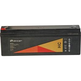 Batería HEYCAR HC12-2.2 12V 2.2Ah