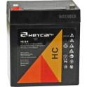 Batería HEYCAR HC12-5 12V 5Ah