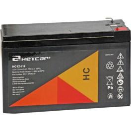 Batería HEYCAR HC12-7.5 12V 7.5Ah