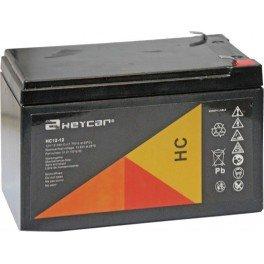 Batería HEYCAR HC12-12 12V 12Ah