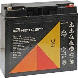 Batería HEYCAR HC12-18 12V 18Ah