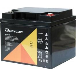 Batería HEYCAR HC12-40 12V 40Ah C10