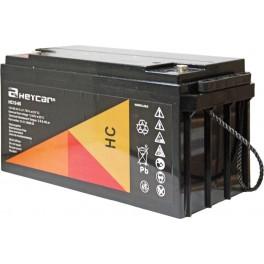 Batería HEYCAR HC12-55 12V 55Ah C10