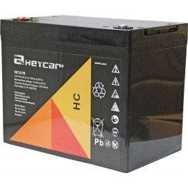 Batería HEYCAR HC12-70 12V 70Ah C10