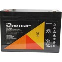 Batería HEYCAR HC12-90 12V 90Ah C10