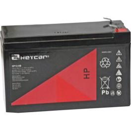 Batería HEYCAR HP12-9B 12V 9Ah