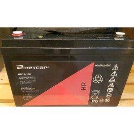 Batería HEYCAR HP12-100 12V 100Ah C10