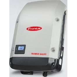 Inversor a red FRONIUS Galvo 2.5-1 Light de 2,5kW monofásico con transformador