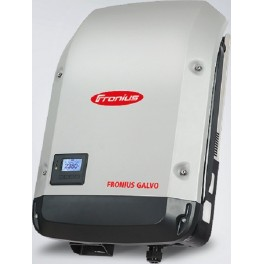 Inversor a red FRONIUS Galvo 3.0-1 Light de 3,0kW monofásico con transformador