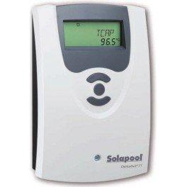 Termostato diferencial SOLAPOOL DeltaSol TT